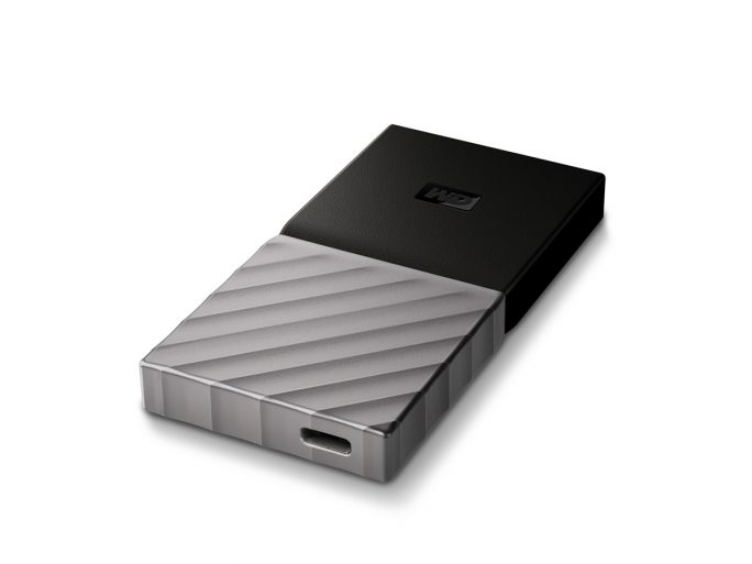 WD My Passport SSD (Bild: Western Digital)