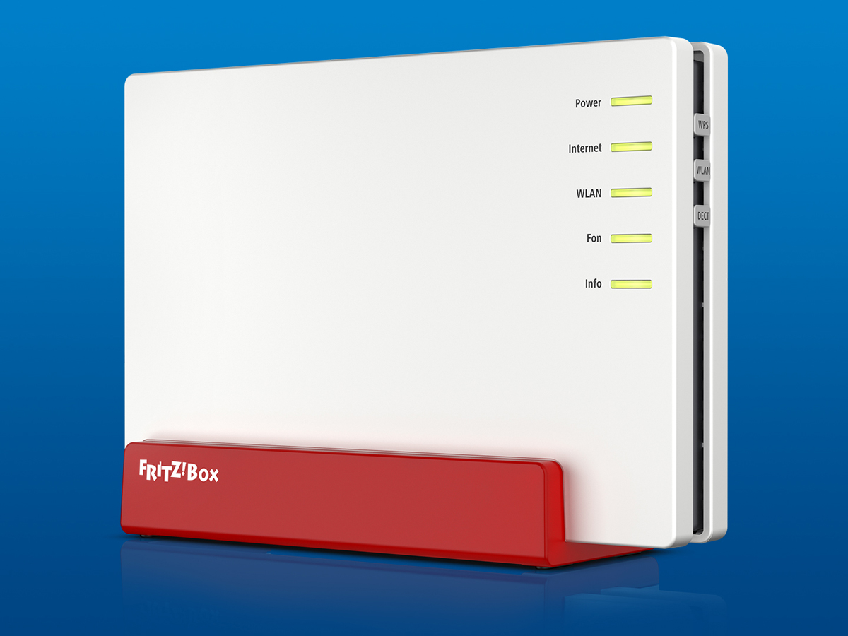 AVM präsentiert Fritzbox 20 und Fritzbox 20 Cable   ZDNet.de
