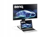 Benq stellt 27-Zöller PD2710QC mit USB-C-Docking Station vor