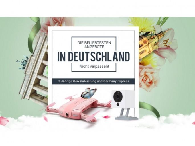 Gearbest auf Deutsche (Foto: Gearbest)
