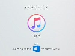 iTunes für den Windows Store (Bild: Microsoft)