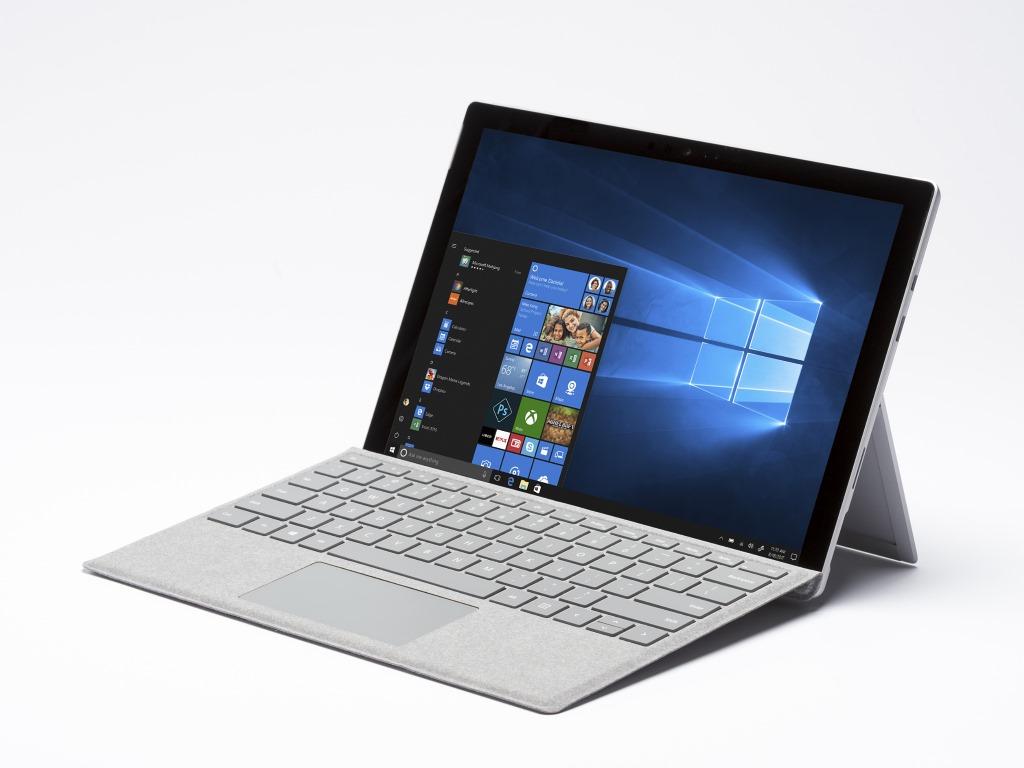 Microsoft stellt Surface Pro 4 mit Kaby Lake vor