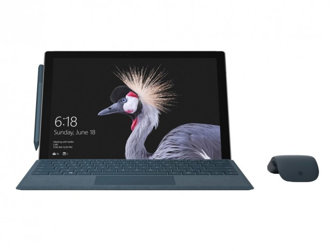 Surface Pro 4 Refresh 2017 (Bild: Evan Blass, VentureBeat)