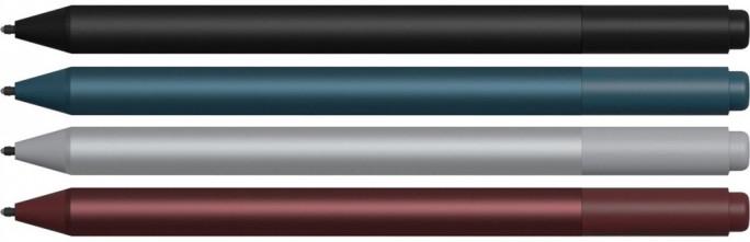 Surface Pro 4 Refresh: Pens in unterschiedlichen Farben (Bild: Evan Blass, Venture Beat)