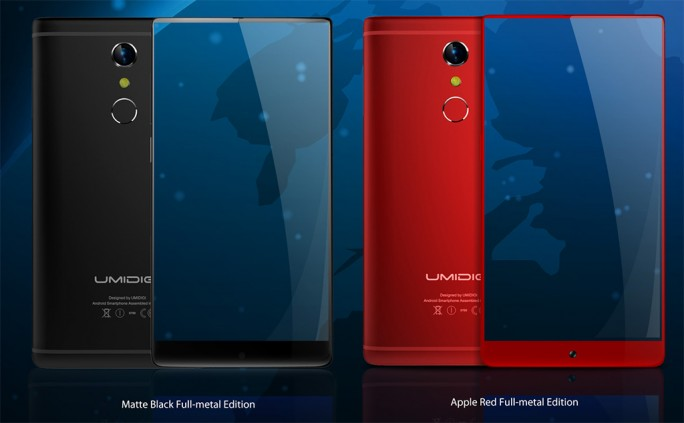 Umidigi Crystal: Full-Metal-Edition (Bild: Umidigi)