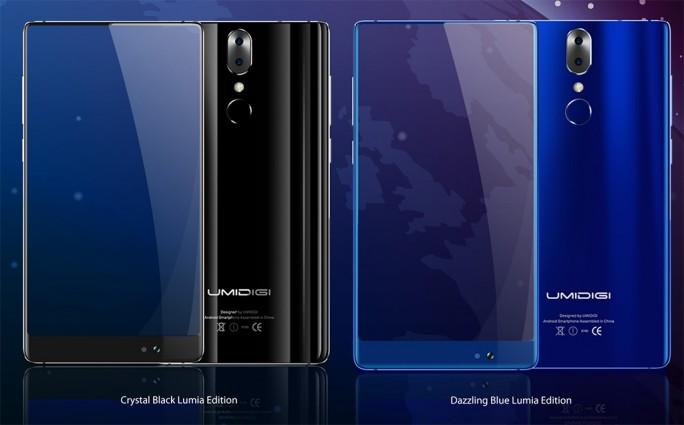 Umidigi Crystal: Lumia-Edition (Bild: Umidigi)