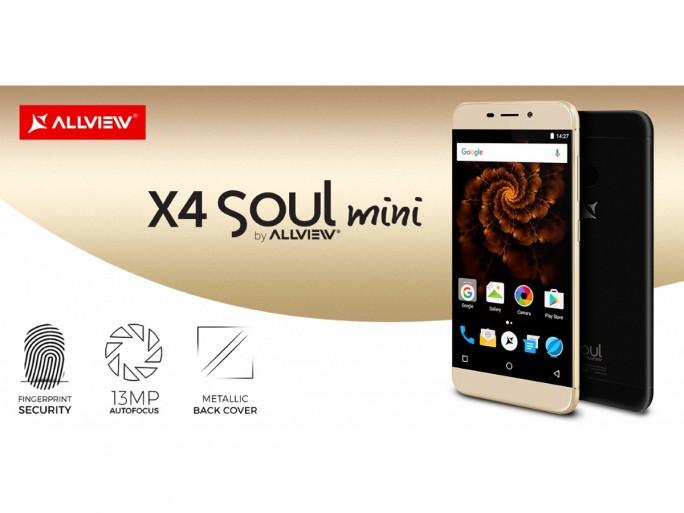 Allview X4 Soul mini (Bild: Allview)