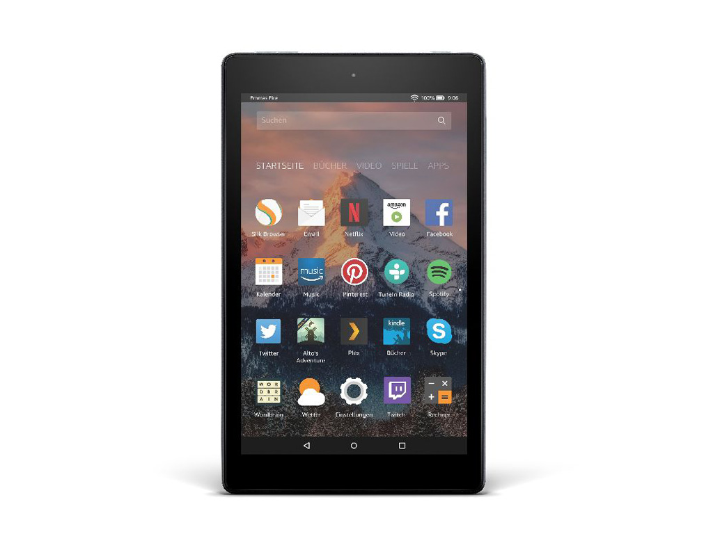 Fire 7 Und Fire Hd 8 Amazon Stellt Aktualisierte Tablets