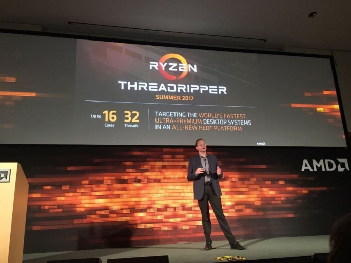 AMD Threadripper: (Bild: AMD)