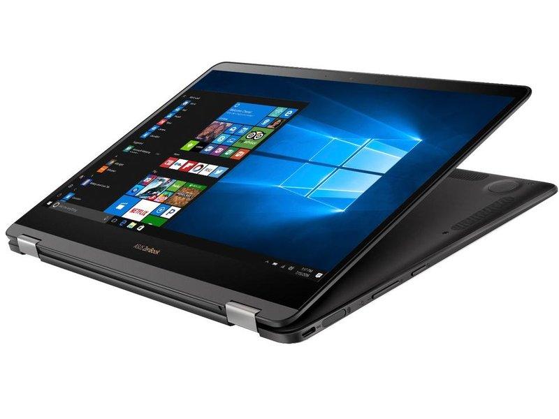 ZenBook Flip S: Asus stellt 11 mm dünnes Convertible vor
