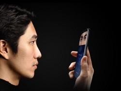 Irisscanner Galaxy S8 (Bild: Samsung)