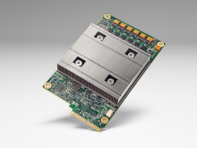Tensor-Processing-Unit--Board (Bild: Google)