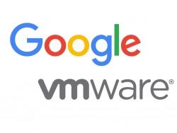 Google und VMware geben erweiterte Partnerschaft bekannt (Bilder: Google und VMware)
