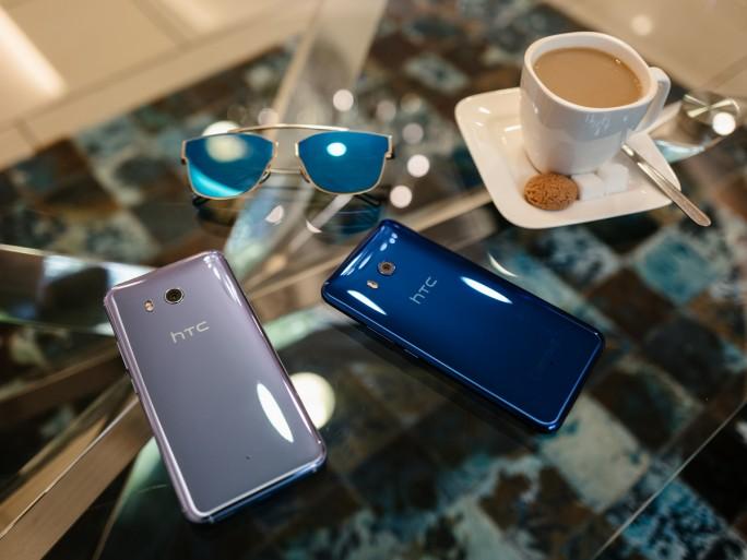 HTC U 11 (Bild: HTC)