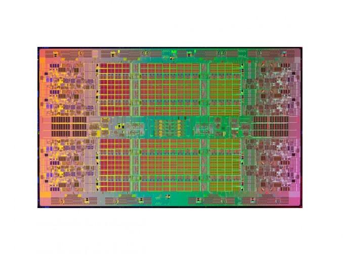 Intels Itanium 9500 (Code-Name Poulson) verfügt über 3,1 Milliarden Transistoren. (Bild: Intel)