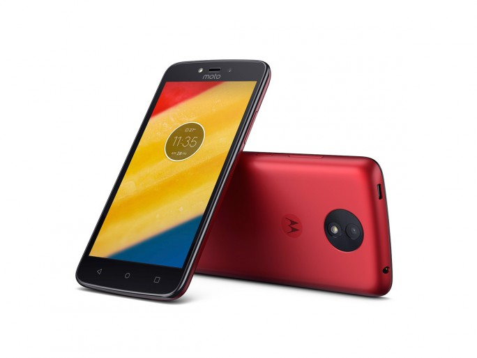 Motorola Moto C Plus (Bild: Motorola)