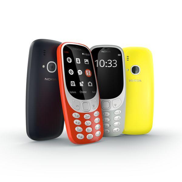 Nokia 3310 (Bild: Nokia)