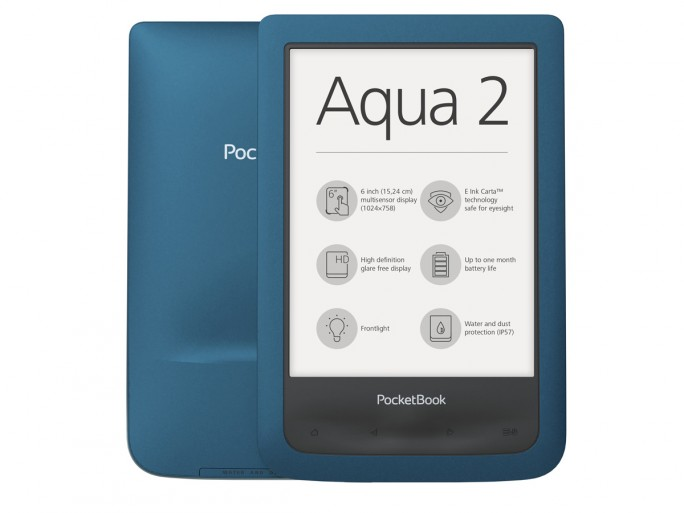 E-Reader PocketBook Aqua 2 (Bild: PocketBook)