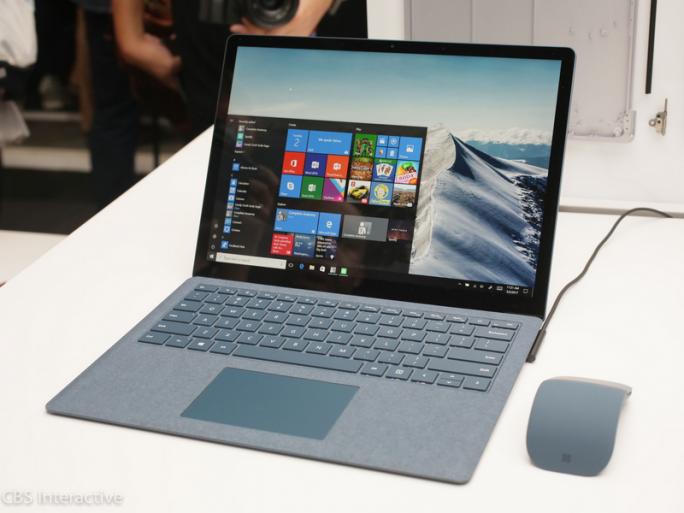 Surface Laptop (Bild: Sarah Tew / CNET.com)