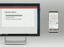 Windows 10 öffnet sich für iOS und Android