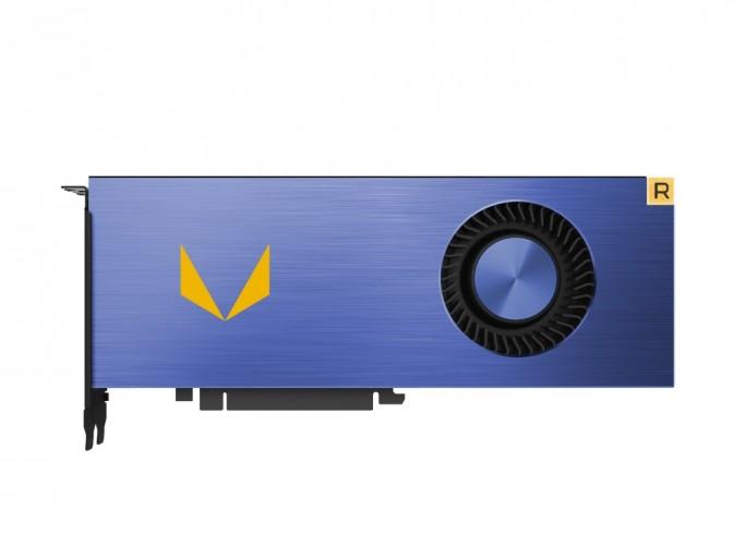 AMD Vega Frontier luftgekühlt (Bild: Sabre PC)