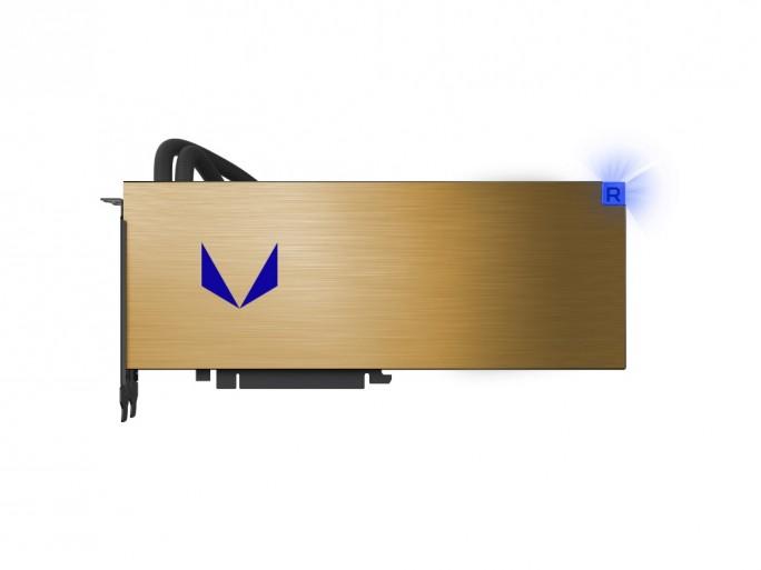 AMD Vega Frontier: wassergekühlt (Bild: Sabre PC)