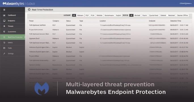 Malwarebytes Endpoint Protection (Bild: Malwarebytes)