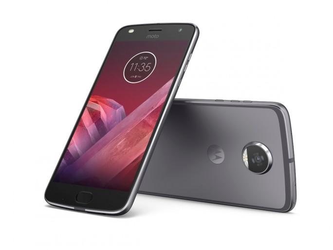 Motorola Moto Z2 Play (Bild: Lenovo)