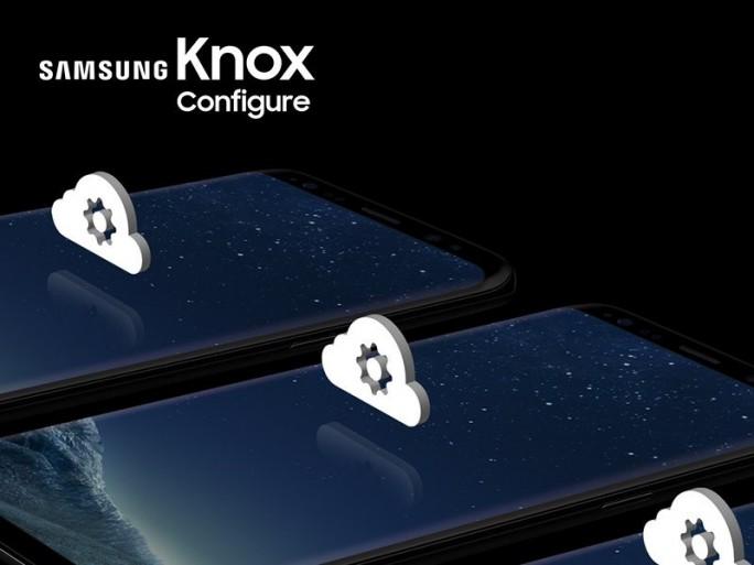 Samsung Knox Configure (Bild: Samsung)