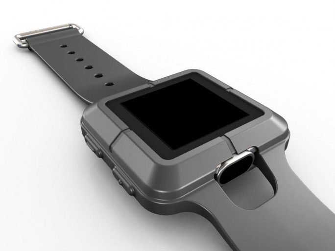 Trekstor zeigt Smartwatch mit Windows 10 IoT Core (Bild: Trekstor).