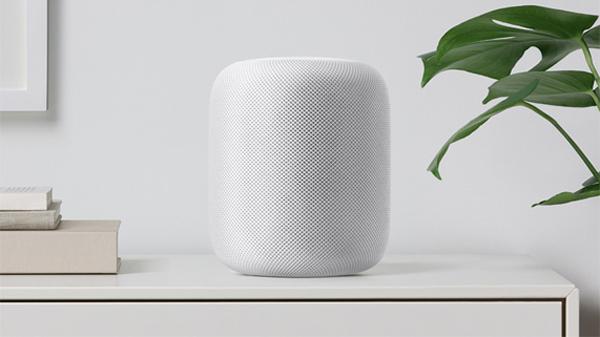 Apple HomePod ist in Schwarz und Weiß erhältlich (Bild: Apple).