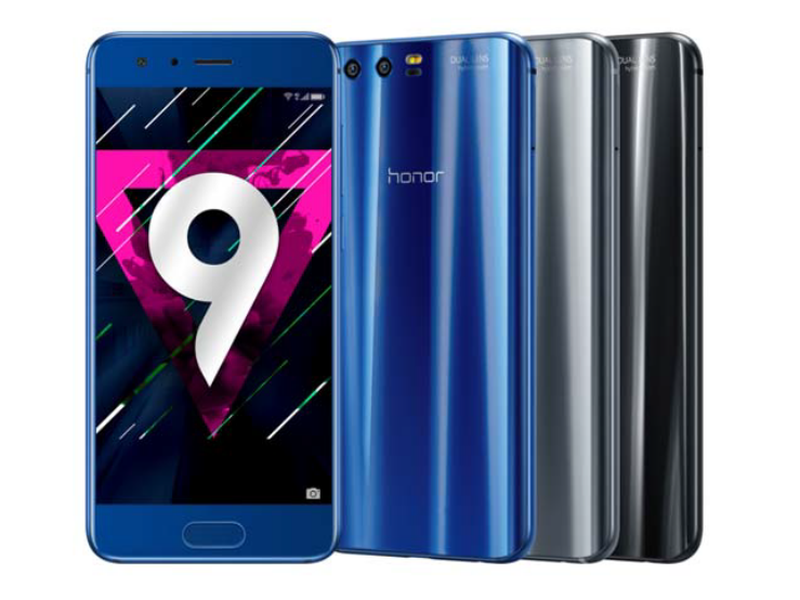 Android-Smartphone Honor 9 mit 5,15-Zoll-Display kostet 429 Euro