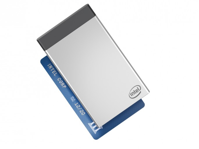 Intel Compute Card (Bild: Intel)