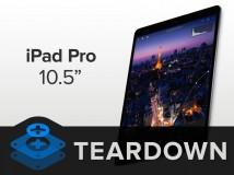 iPad Pro 10,5 Zoll: 4 GByte RAM, aber schlecht zu reparieren