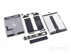 iFixit hat auch das iPad Pro 10,5 Zoll zerlegt (Bild: iFixit).