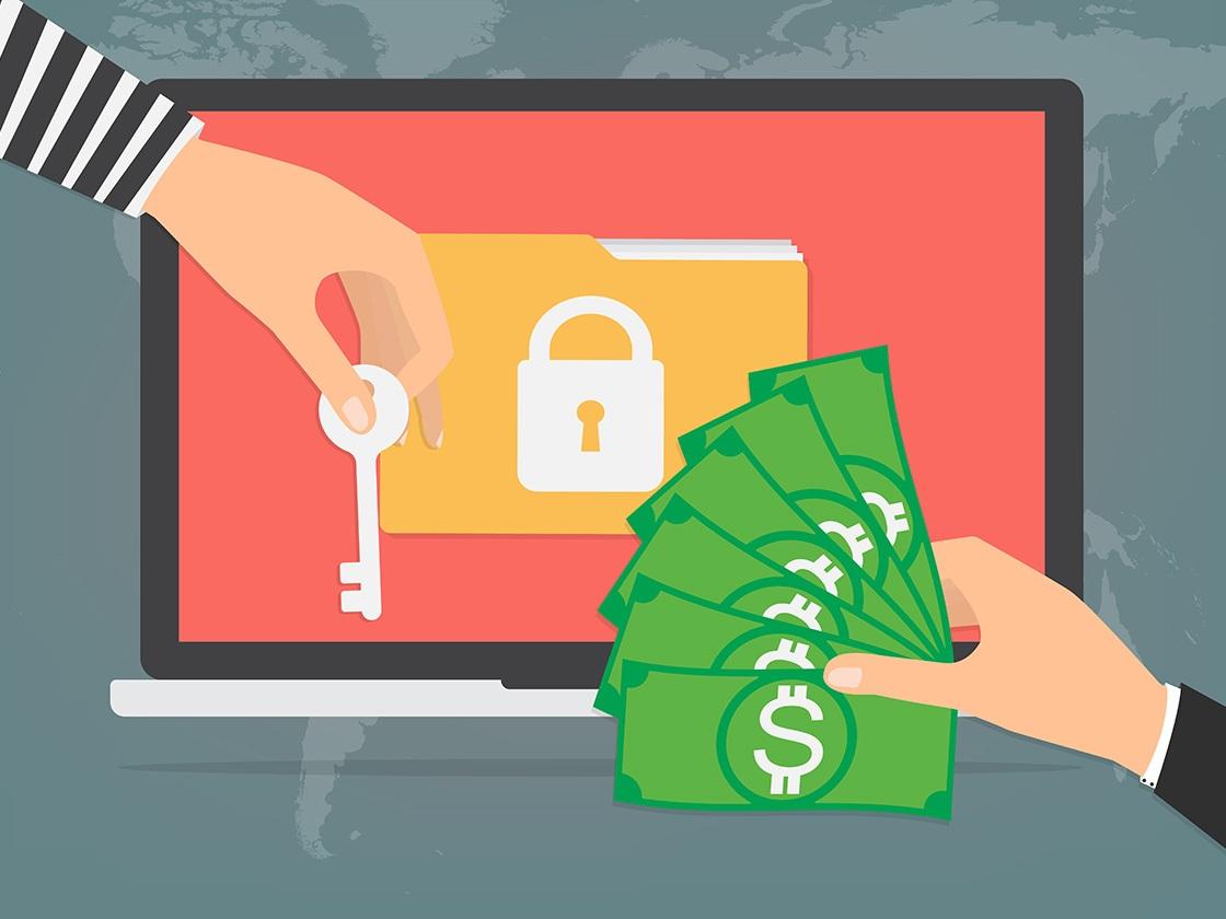 Petya-Ransomware kostet TNT Express 300 Millionen Dollar