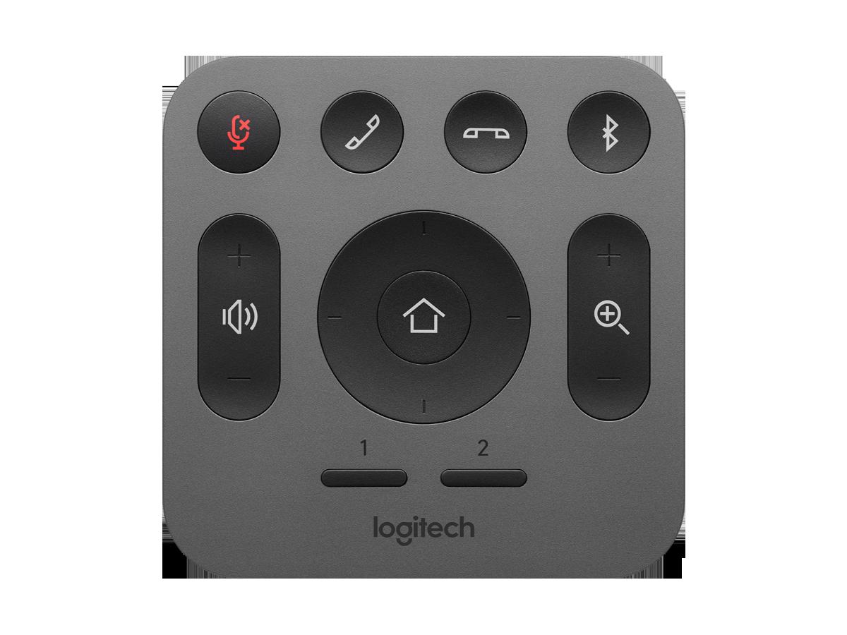 Logitech stellt neue Videokonferenzkamera vor