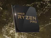 AMD: Hersteller kündigen Unternehmens-PCs mit Ryzen Pro an