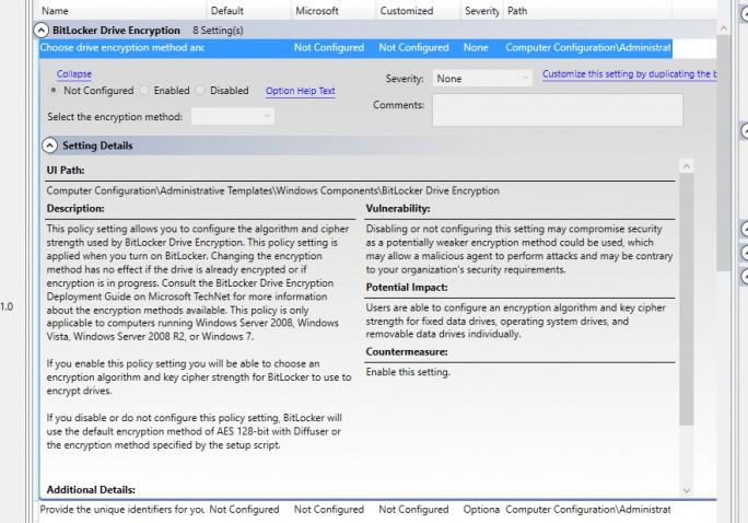 Die verschiedenen Einstellungen in den Gruppenrichtlinien werden ausführlich erklärt (Screenshot: Thomas Joos).