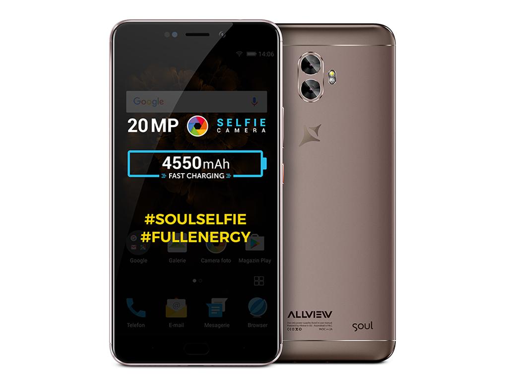 Allview stellt neues Smartphone-Flaggschiff X4 Soul Xtreme vor
