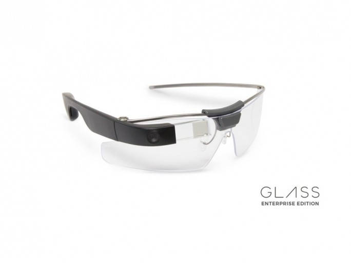 Google Glass Enterprise Edition (Bild: Google)