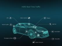 Echtzeit-Verkehrsdaten: Here ermöglicht Datenaustausch zwischen Autoherstellern