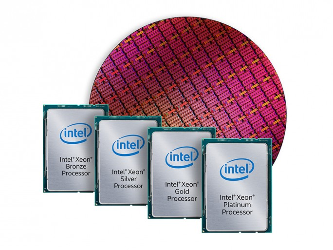 Intel Scalable Xeon Skylake-SP (Bild: Intel)