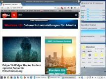 Linux Mint 18.2 Sonya KDE: Symbole von Anwendungen anpassen