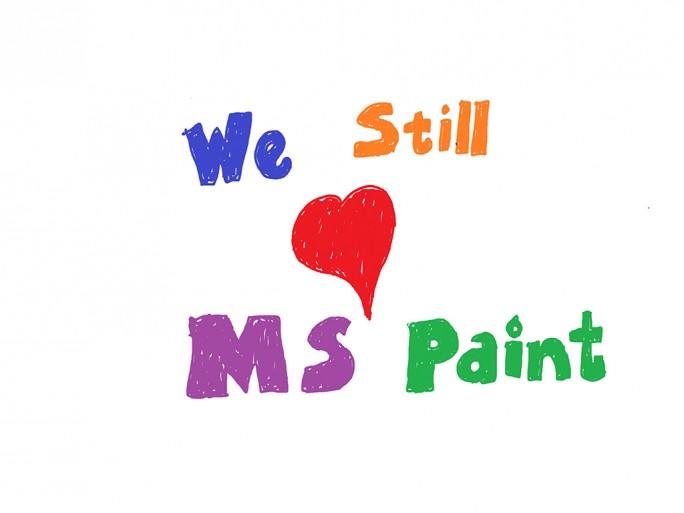 MS Paint wird im App Store weiterhin verfügbar sein (BIld: Microsoft)