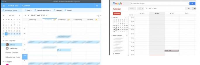 Office 365: Flow-Vorlage sorgt für aktualisierte Kalenderevents (Bild: ZDNet.de)