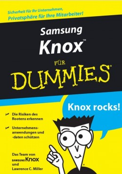 """Samsung Knox für Dummies (Grafik: Wiley VCH)"