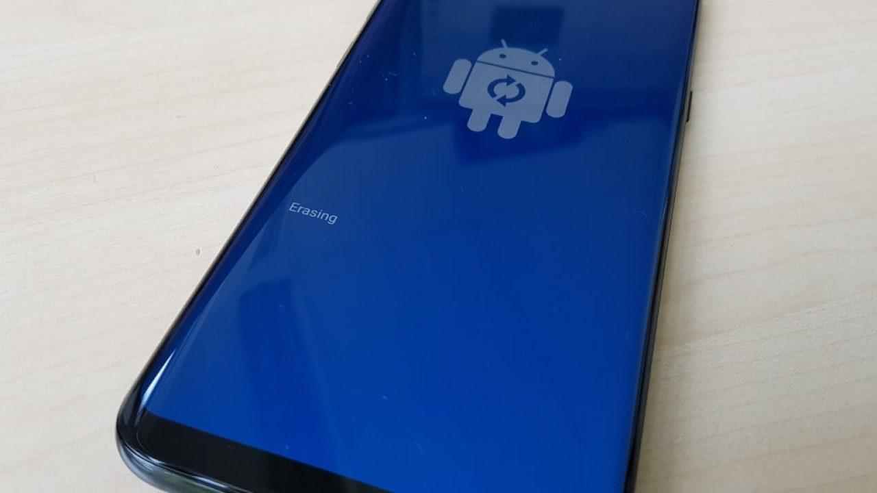 Galaxy S8 und Galaxy S8+: Update bringt Android-Sicherheitspatch