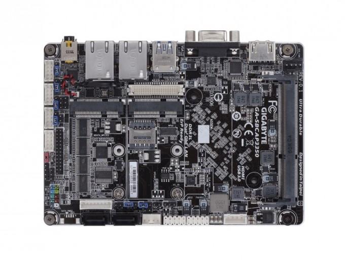 Gigabyte GA-SBCAP3350 (Bild: Gigabyte)