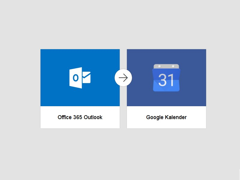 Office 365: Kalender in Google Calendar integrieren